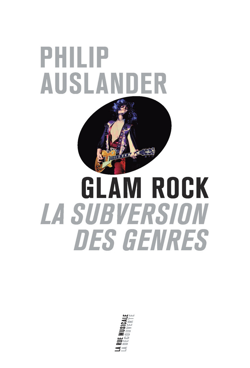 Glam rock - Philip AUSLANDER