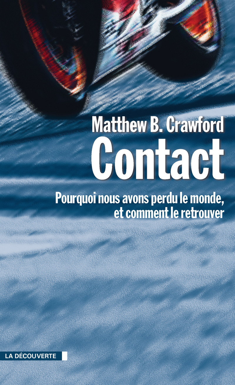 Contact - Matthew B. CRAWFORD