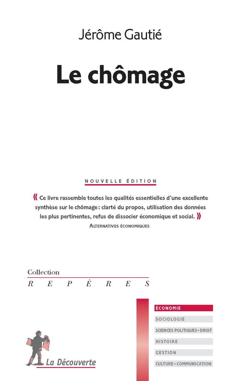 Le chômage - Jérôme GAUTIÉ