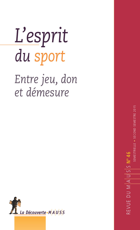 L\'esprit du sport