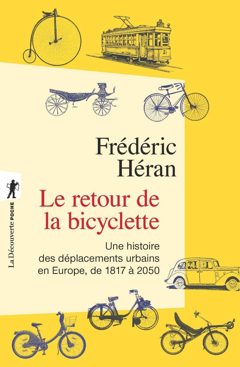 Le retour de la bicyclette - Frédéric HÉRAN