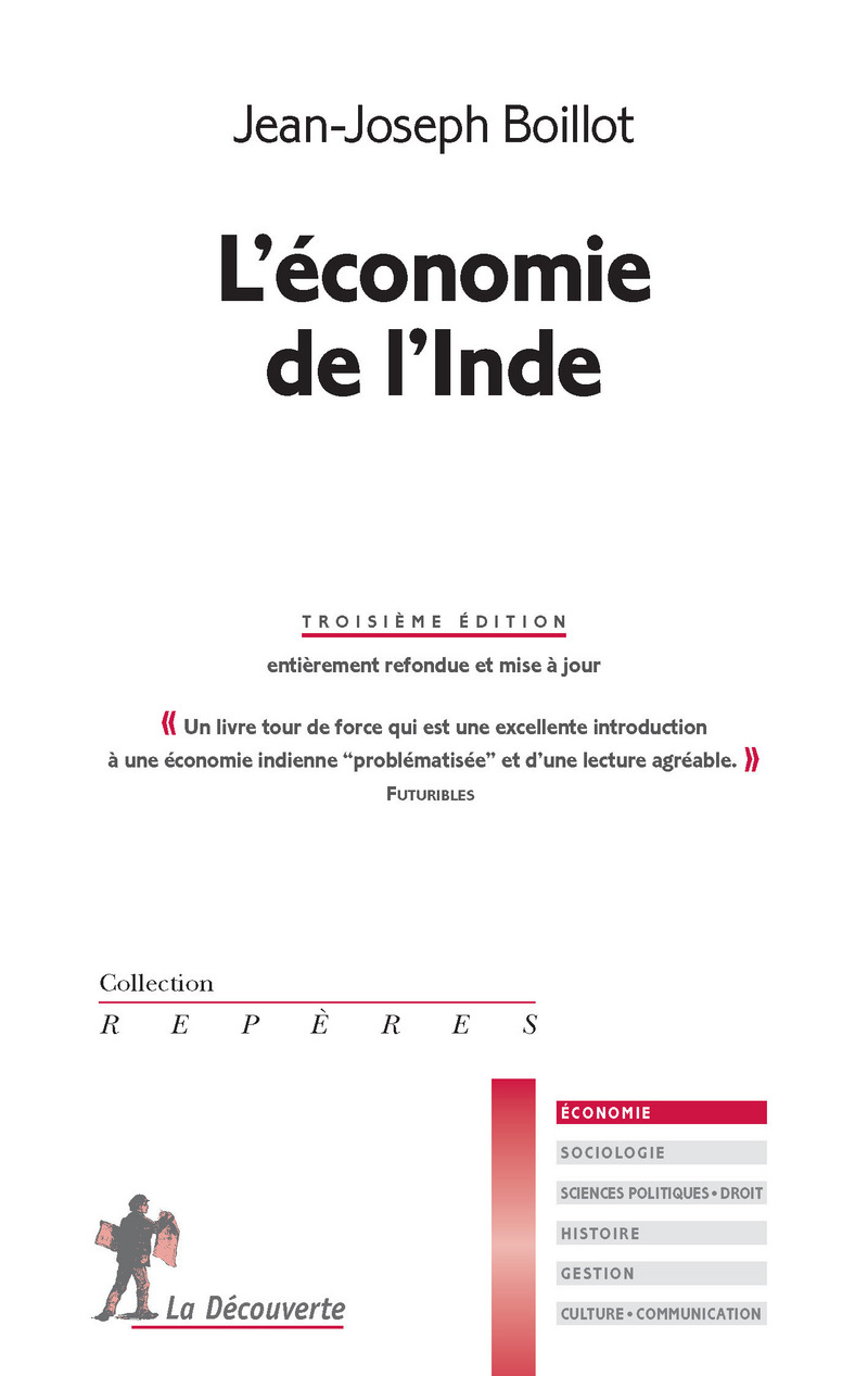L'économie de l'Inde - Jean-Joseph BOILLOT
