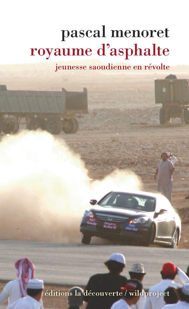 Royaume d'asphalte - Pascal MENORET