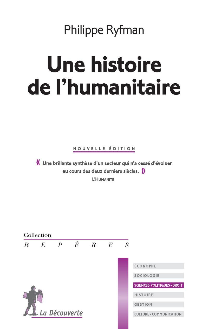 Une histoire de l'humanitaire - Philippe RYFMAN