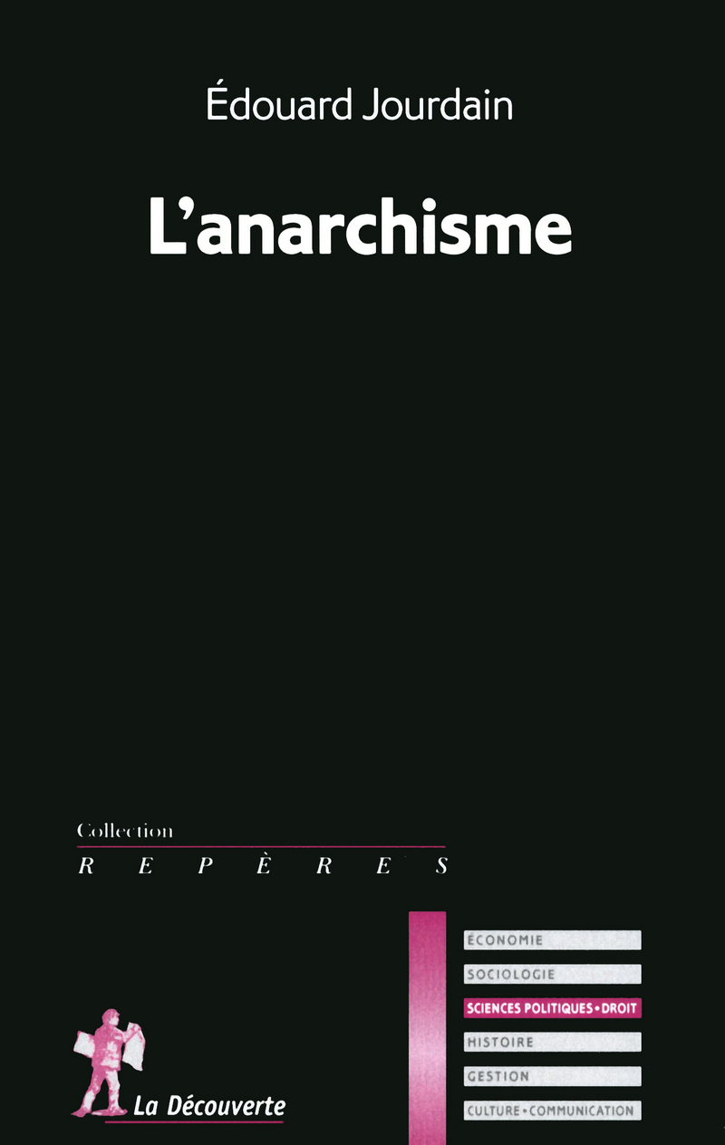 L'anarchisme - Édouard JOURDAIN