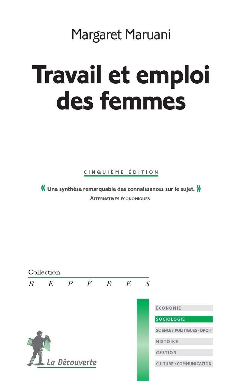 Travail et emploi des femmes - Margaret MARUANI