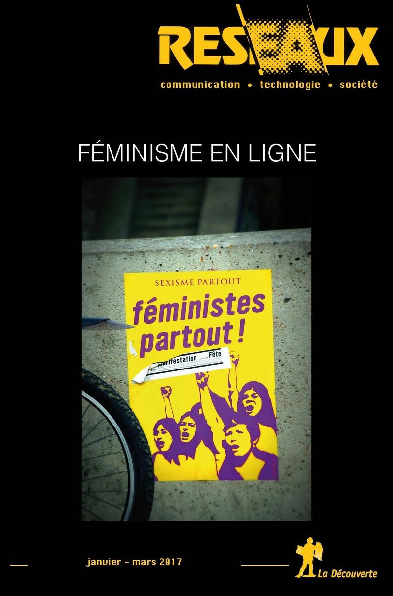 Féminisme en ligne -  REVUE RÉSEAUX