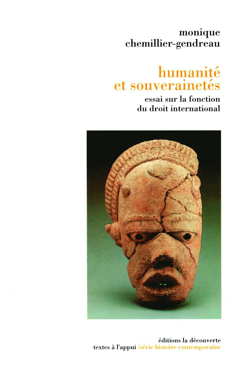 Humanité et souverainetés - Monique CHEMILLIER-GENDREAU