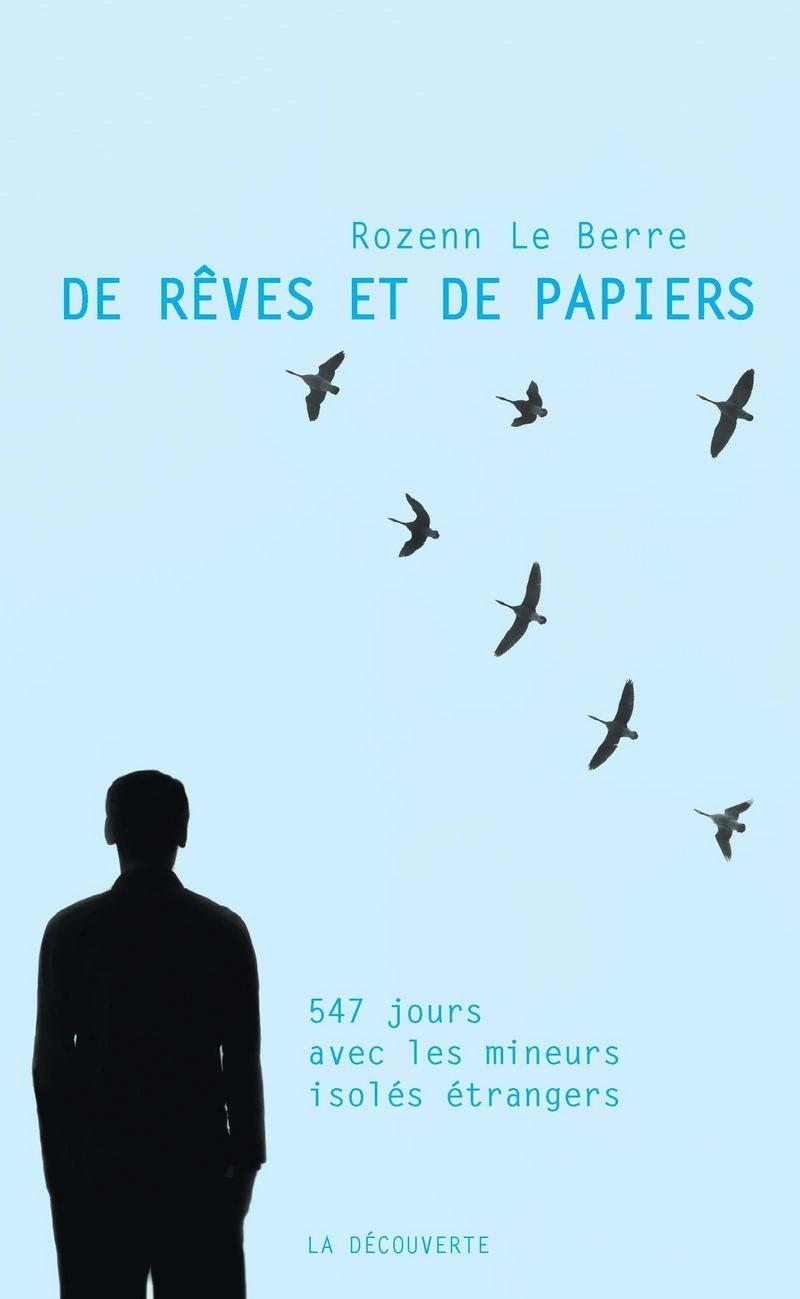 De rêves et de papiers - Rozenn LE BERRE