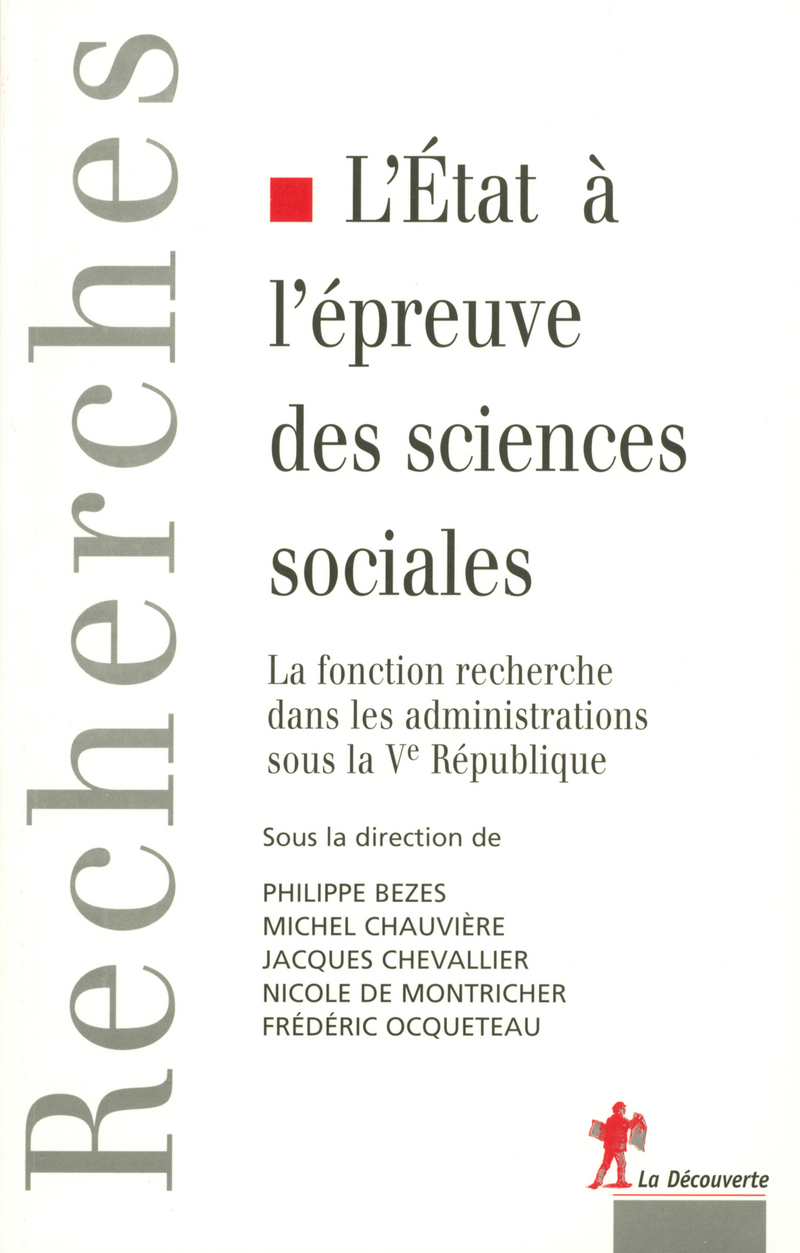 L\'État à l\'épreuve des sciences sociales