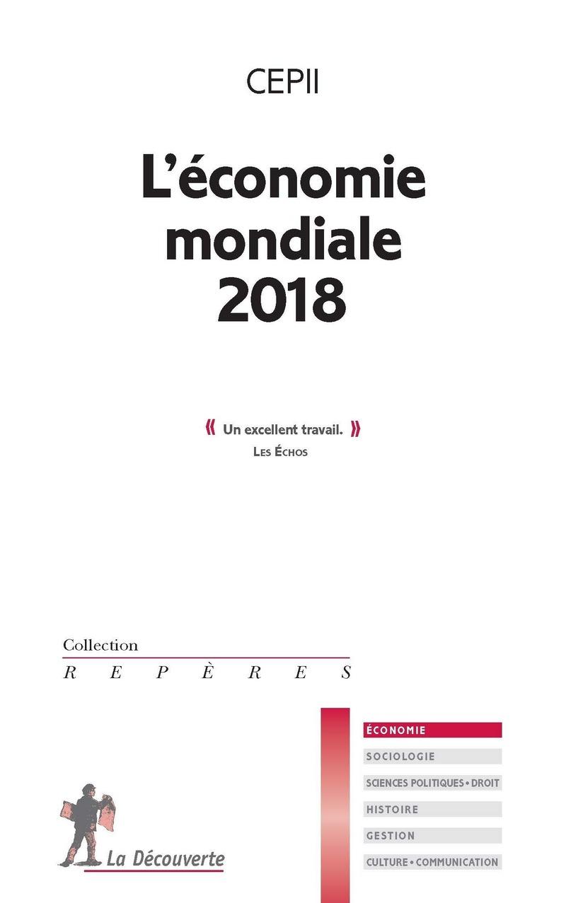 L\'économie mondiale 2018