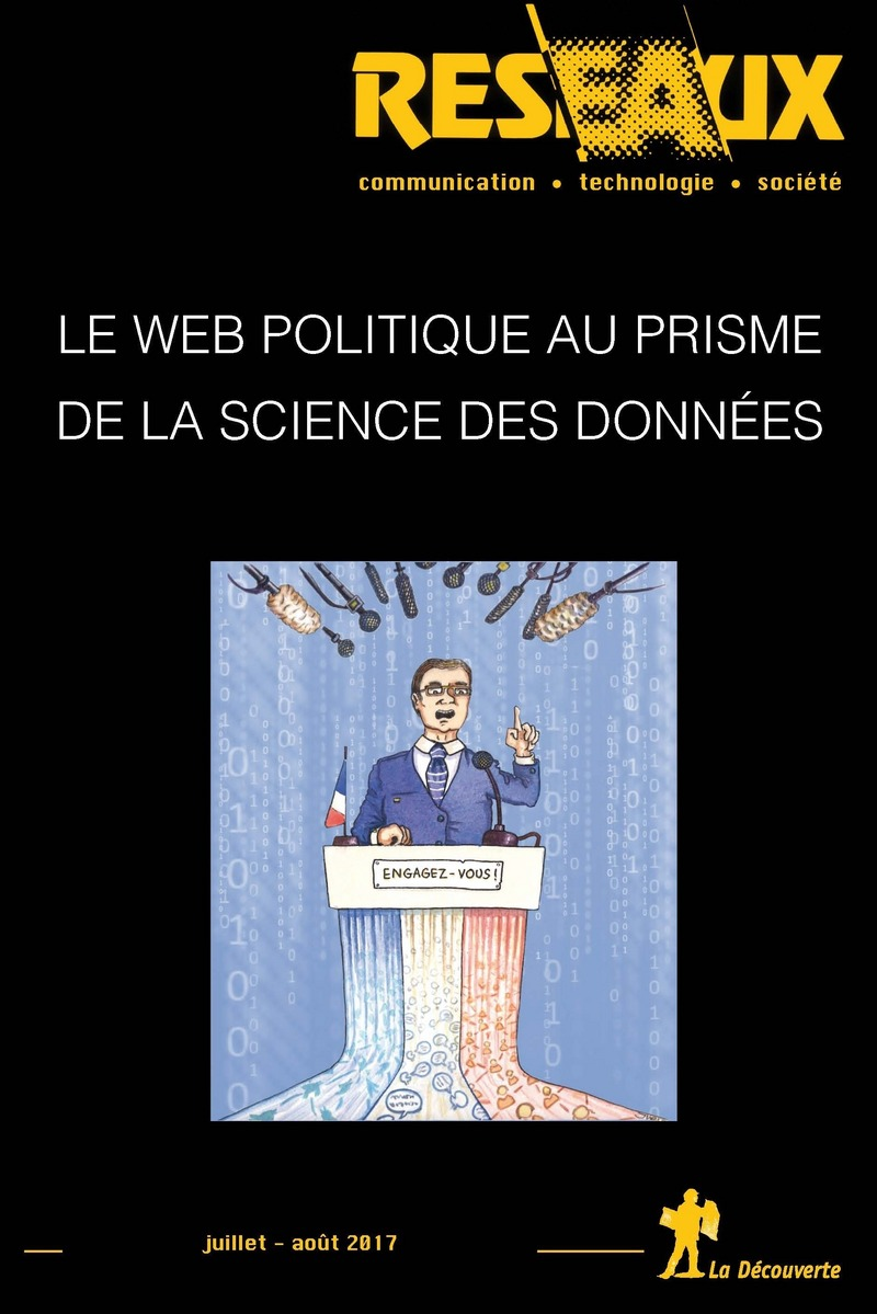 Le Web politique au prisme de la science des données -  REVUE RÉSEAUX