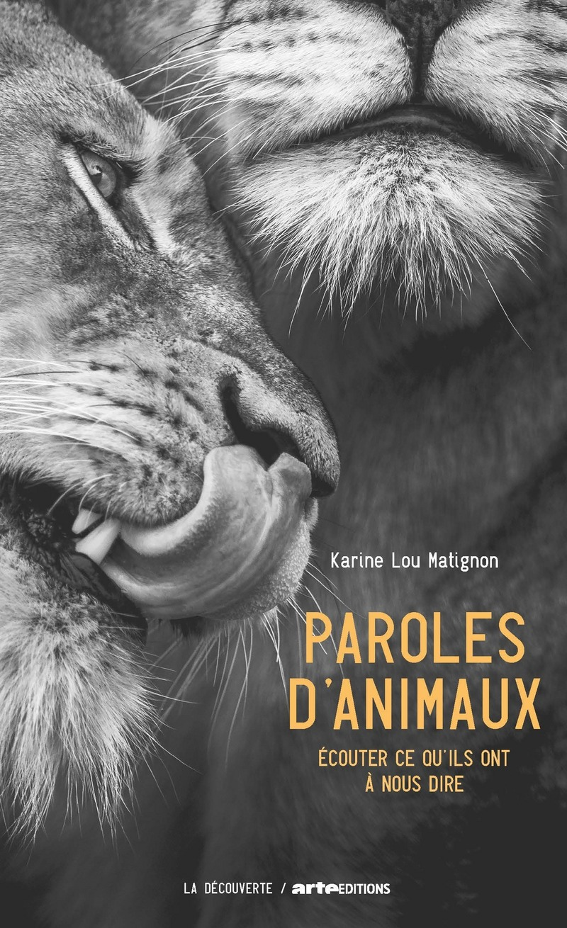 Paroles d'animaux - Karine Lou MATIGNON