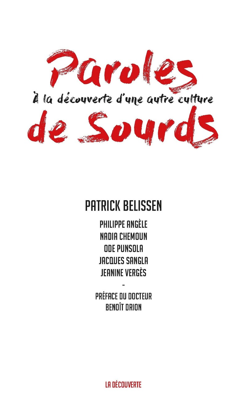 Paroles de Sourds - Patrick BELISSEN