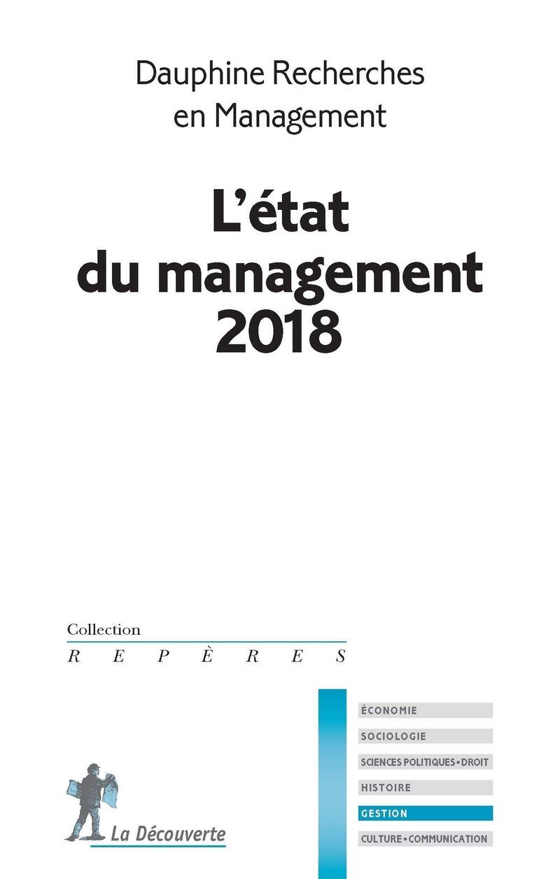 L\'état du management 2018