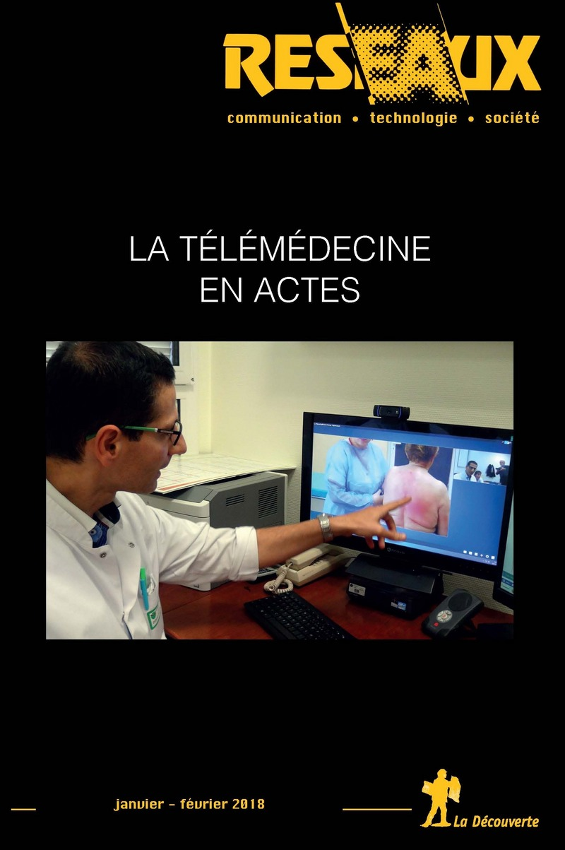 La télémédecine en actes -  REVUE RÉSEAUX
