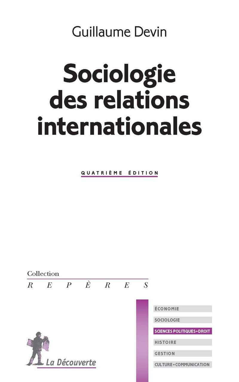 Sociologie des relations internationales - Guillaume DEVIN