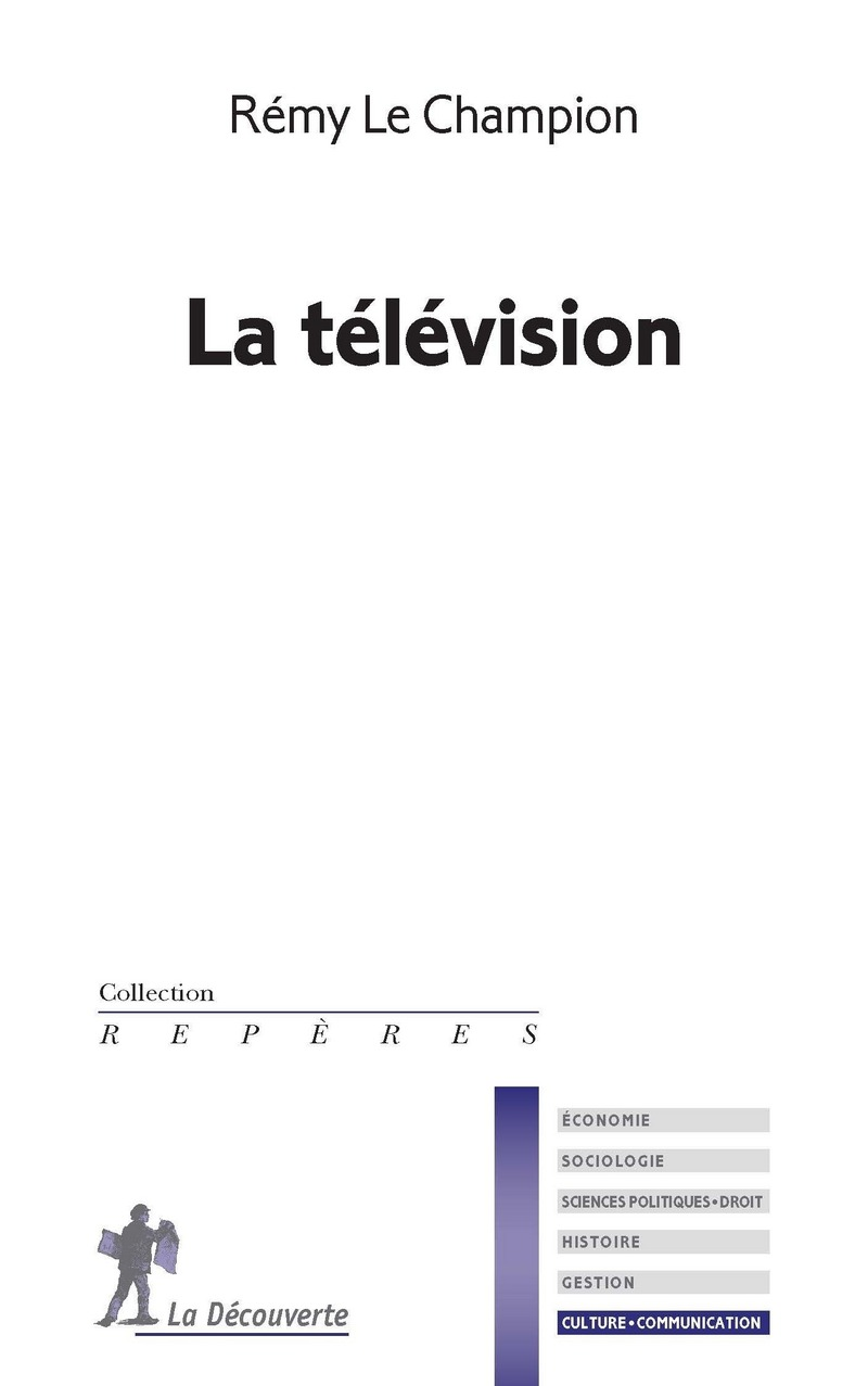 La télévision - Rémy LE CHAMPION