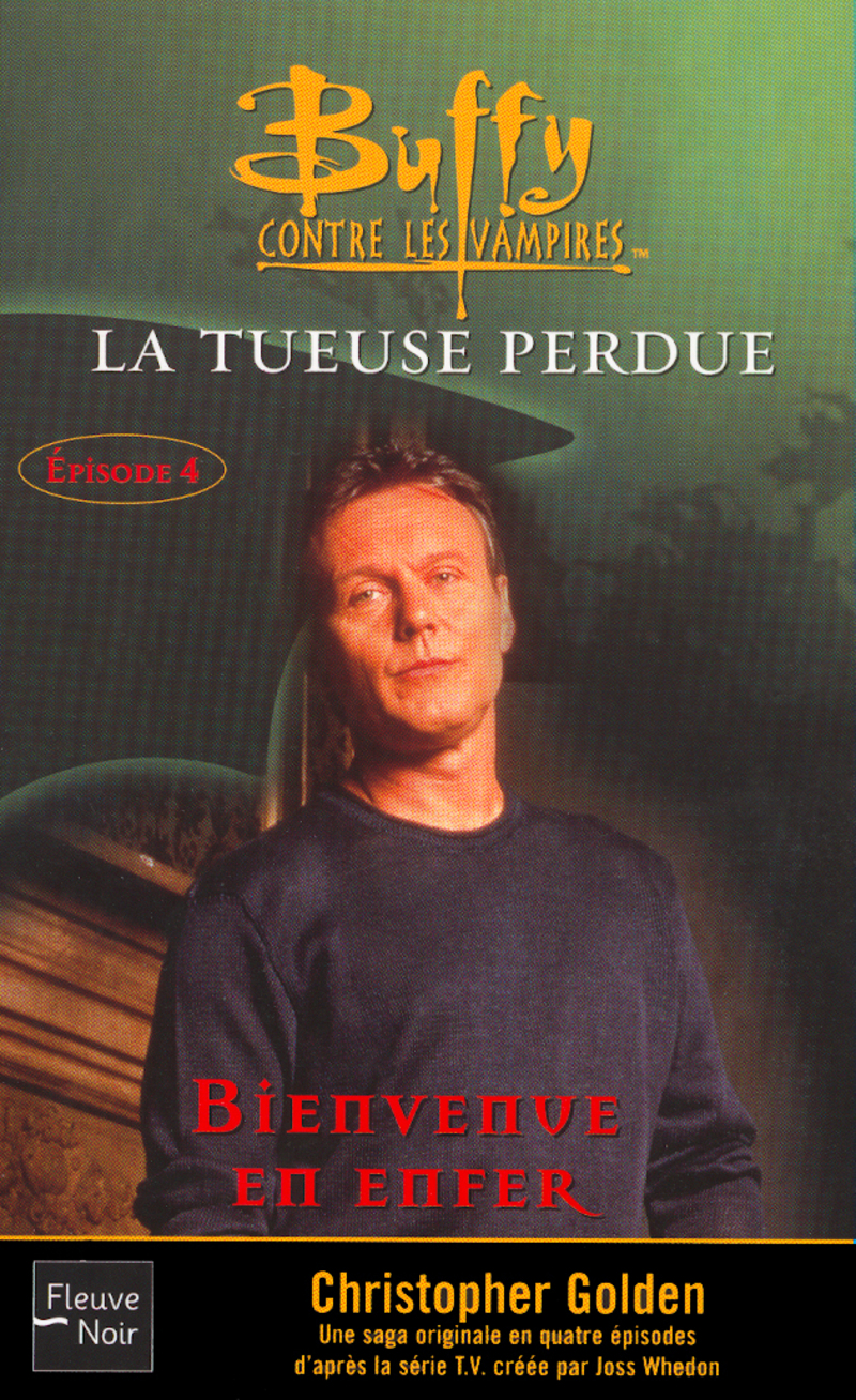 LA TUEUSE PERDUE - Christopher GOLDEN