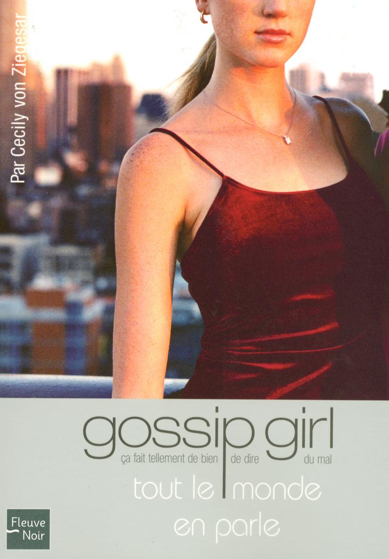 GOSSIP GIRL - T4 - Cecily ZIEGESAR (VON)