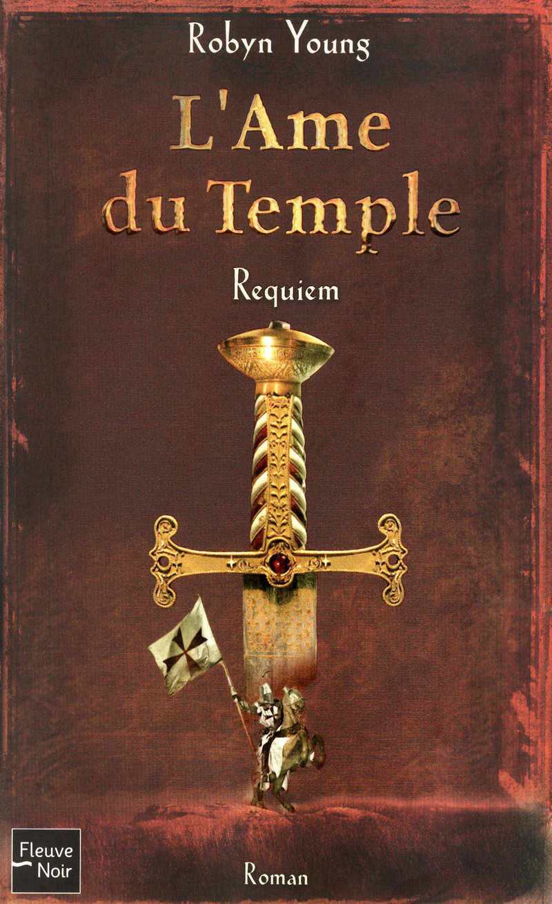 L'AME DU TEMPLE T3 - Robyn YOUNG
