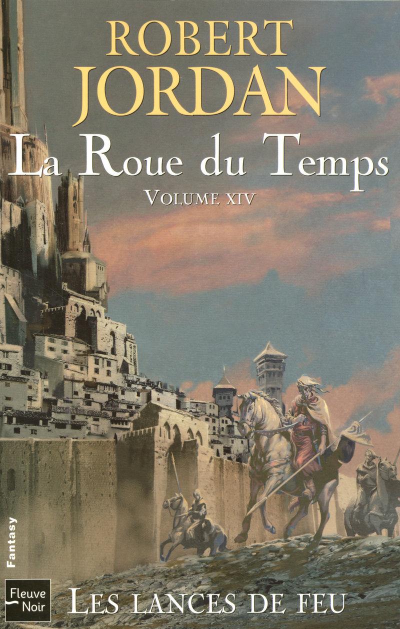 LA ROUE DU TEMPS - Robert JORDAN
