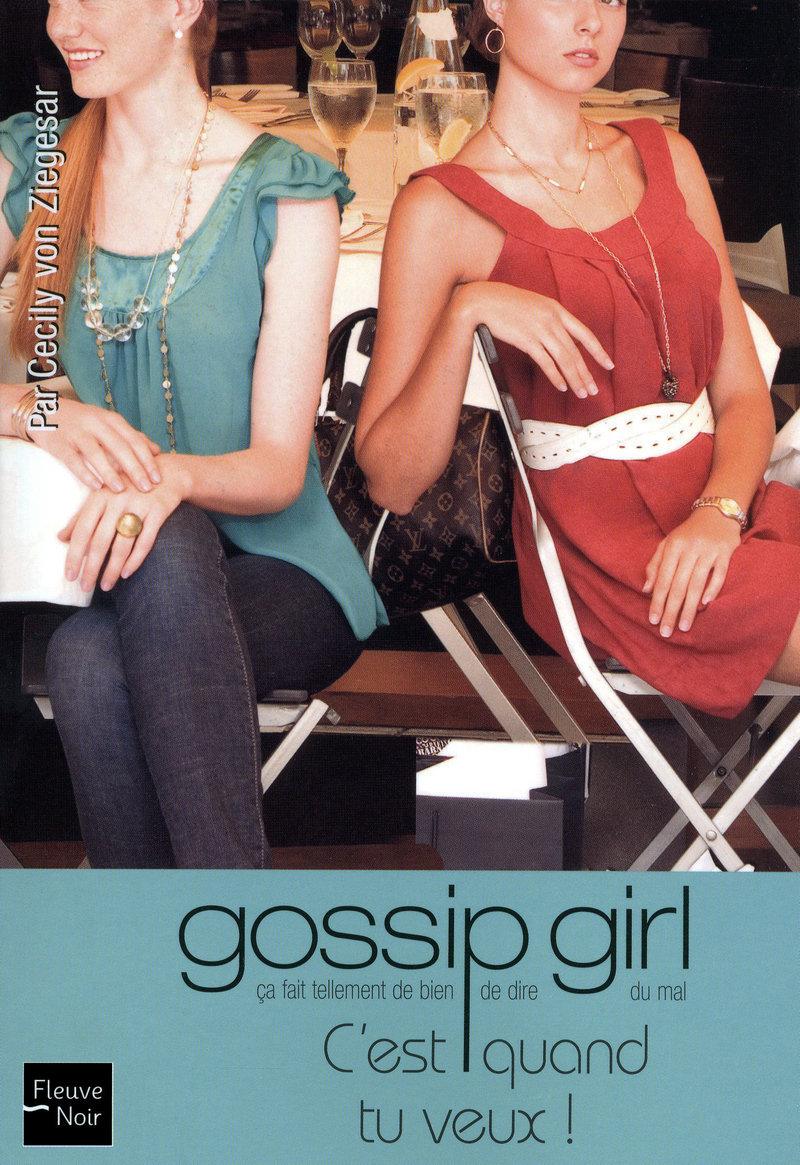 GOSSIP GIRL T14 - Cecily ZIEGESAR (Von)