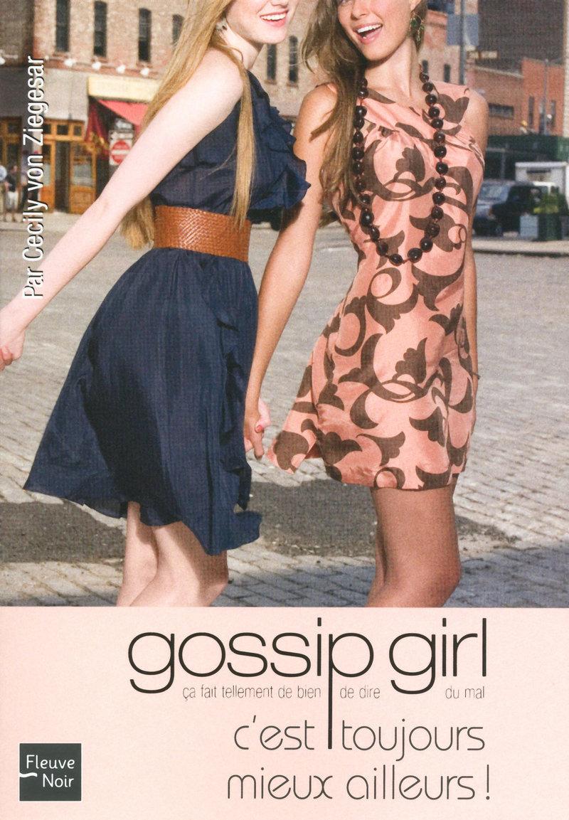 GOSSIP GIRL T15 - Cecily ZIEGESAR (Von)