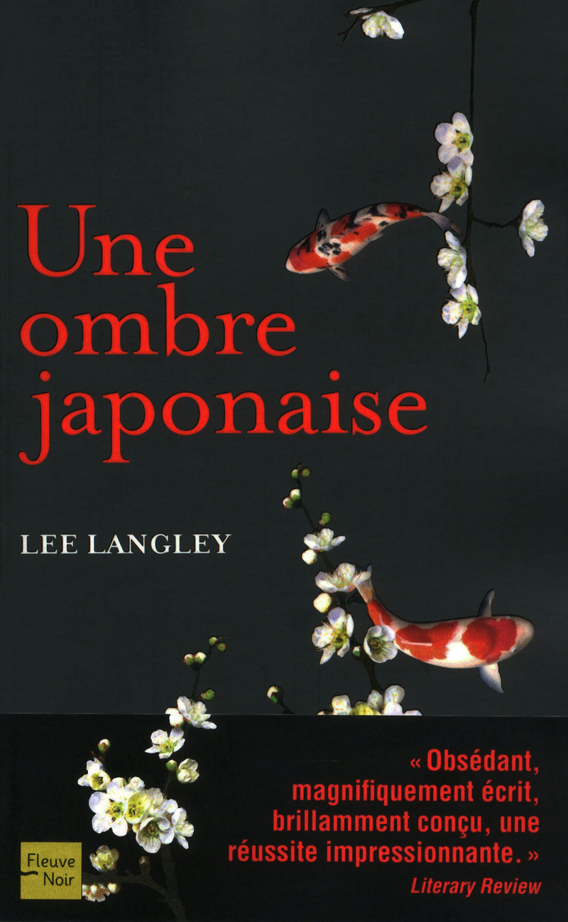 UNE OMBRE JAPONAISE - Lee LANGLEY