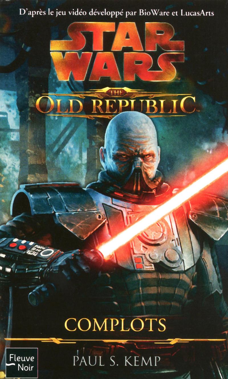 THE OLD REPUBLIC T2 - Paul. S KEMP
