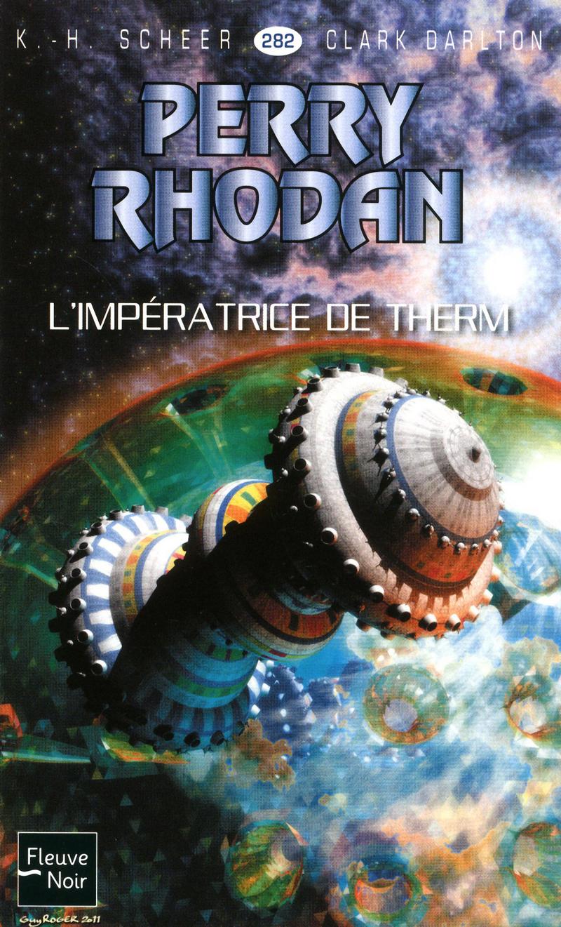 L'IMP�RATRICE DE THERM - Michel VANNEREUX