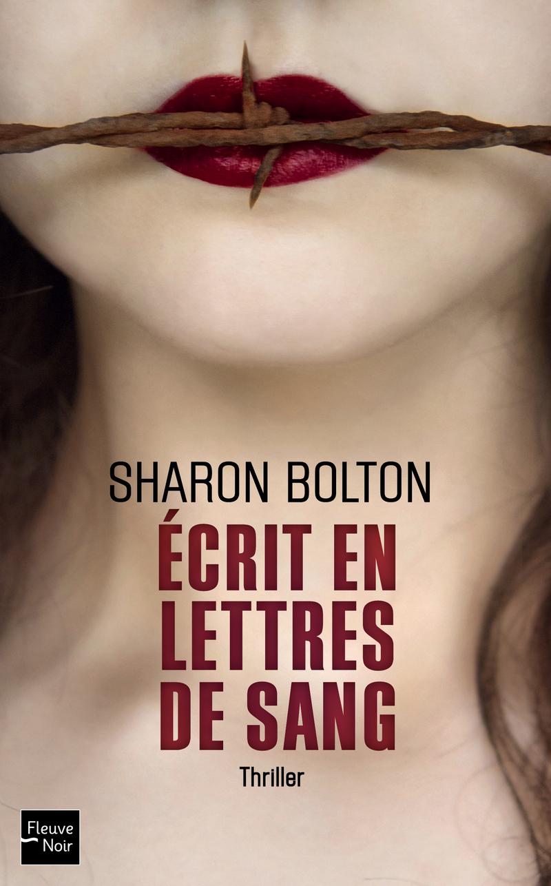 ECRIT EN LETTRES DE SANG de Shron Bolton 9782265096240