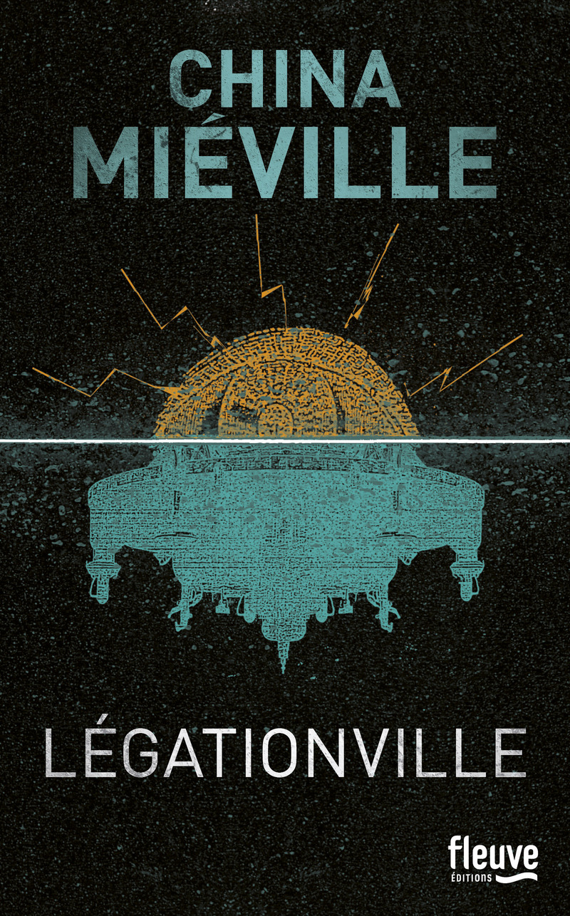 L�GATIONVILLE - China MIEVILLE