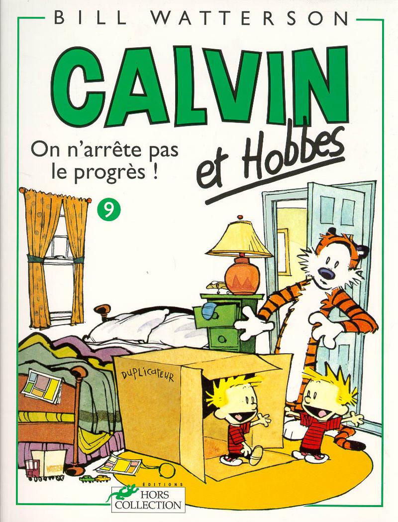 Calvin et Hobbes T9