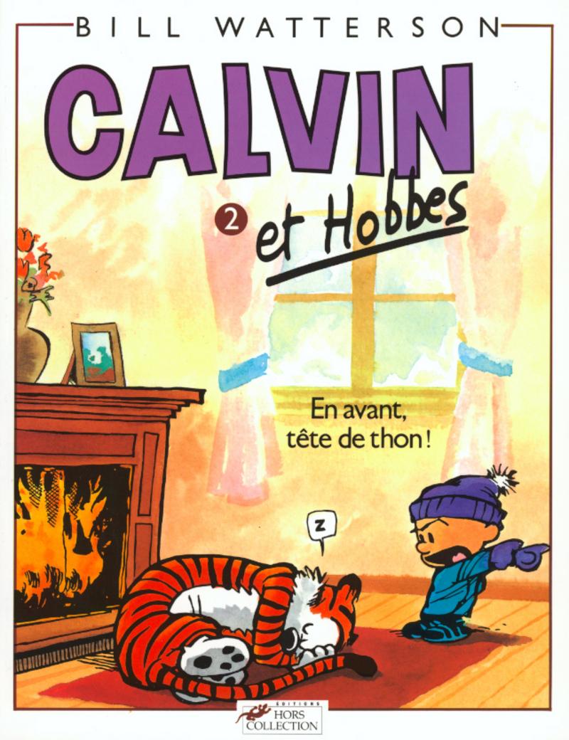 Calvin et Hobbes T2