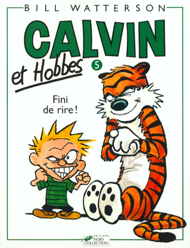 Calvin et Hobbes T5