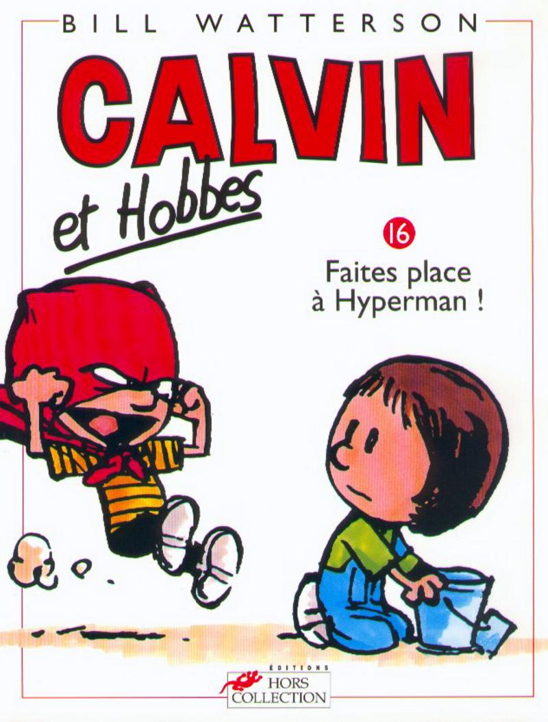 Calvin et Hobbes T16