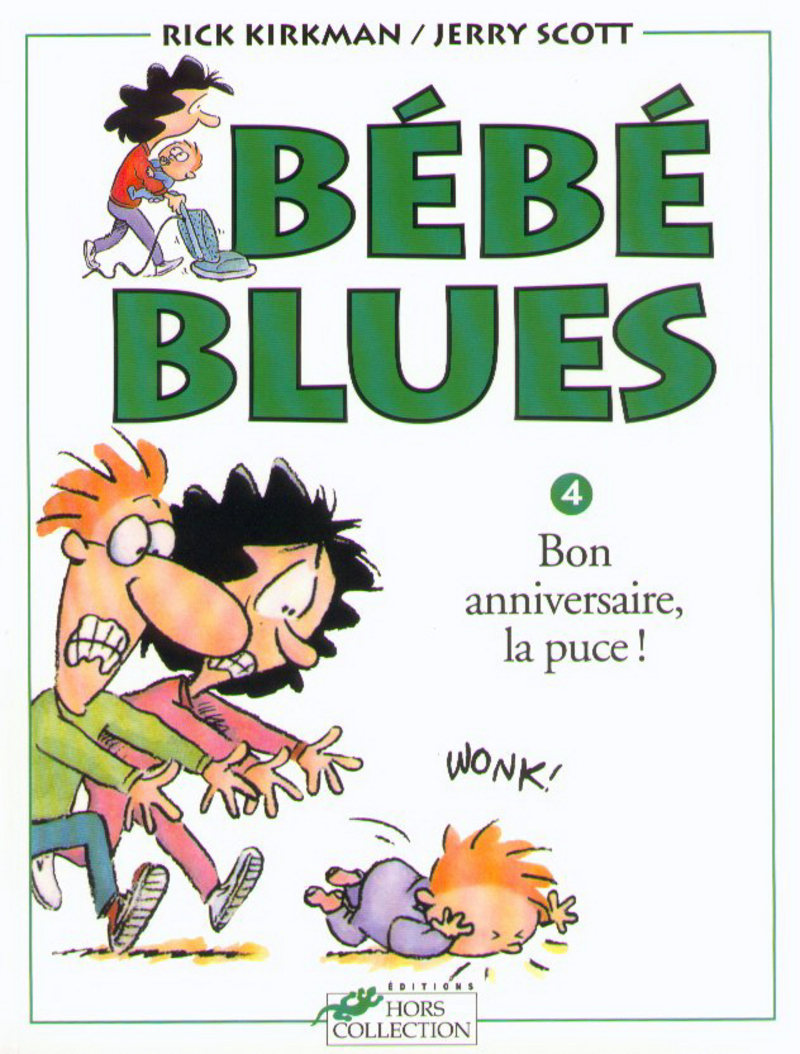 Bébé blues T4