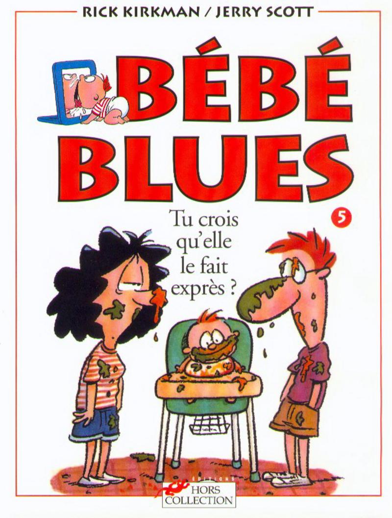 Bébé blues T5