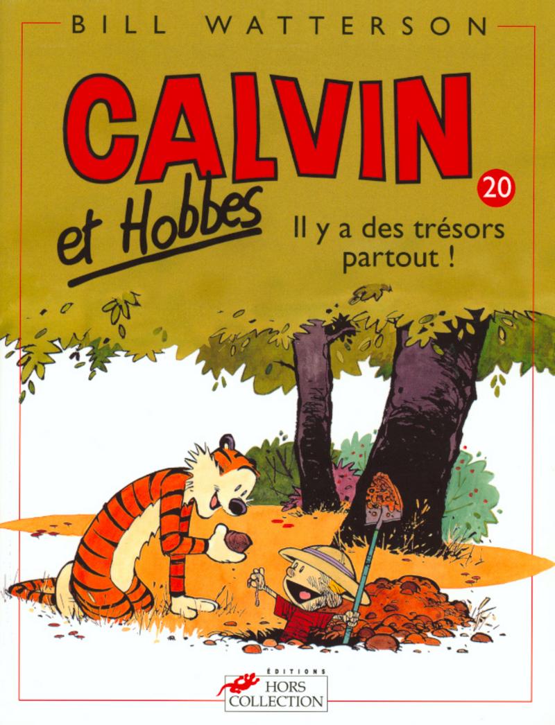 Calvin et Hobbes T20