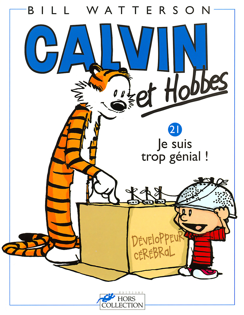 Calvin et Hobbes T21