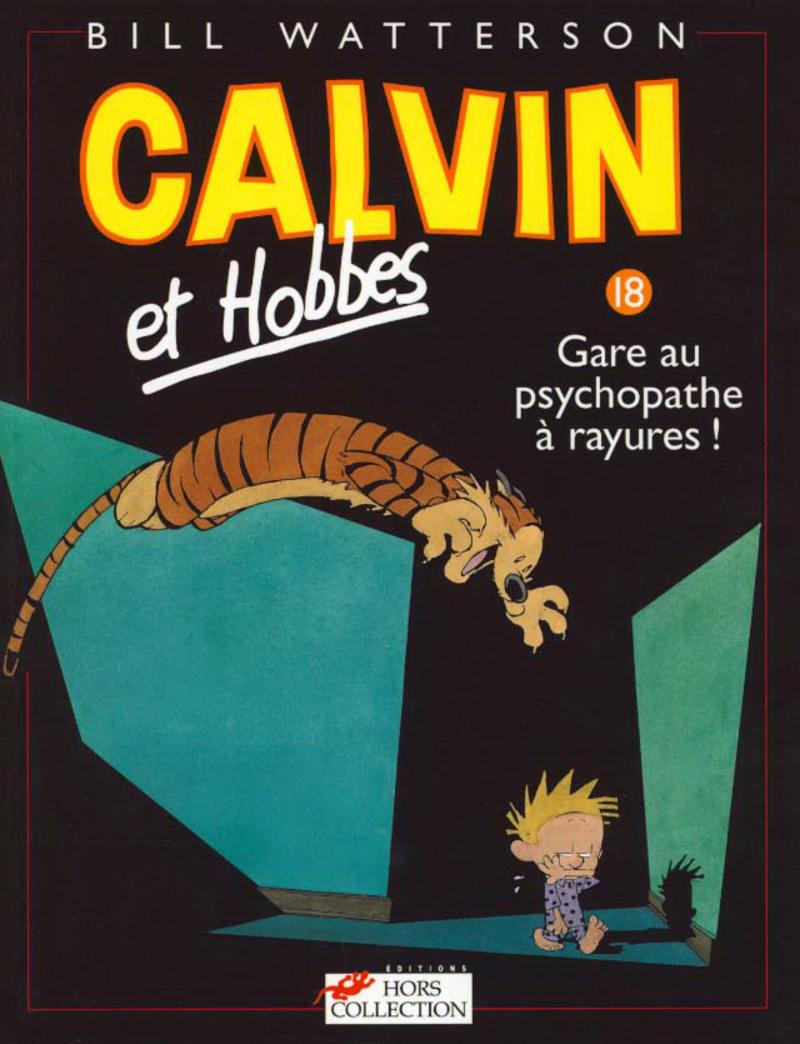 Calvin et Hobbes T18