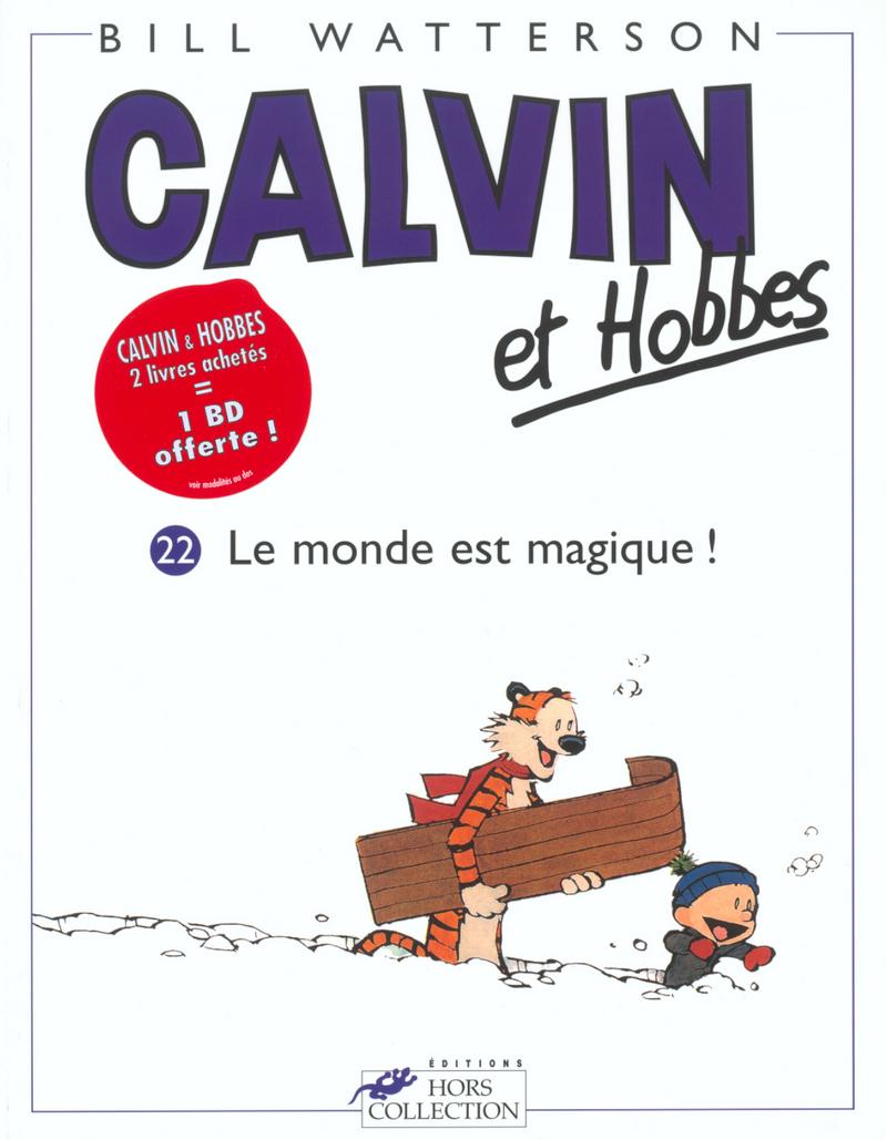 Calvin et Hobbes T22