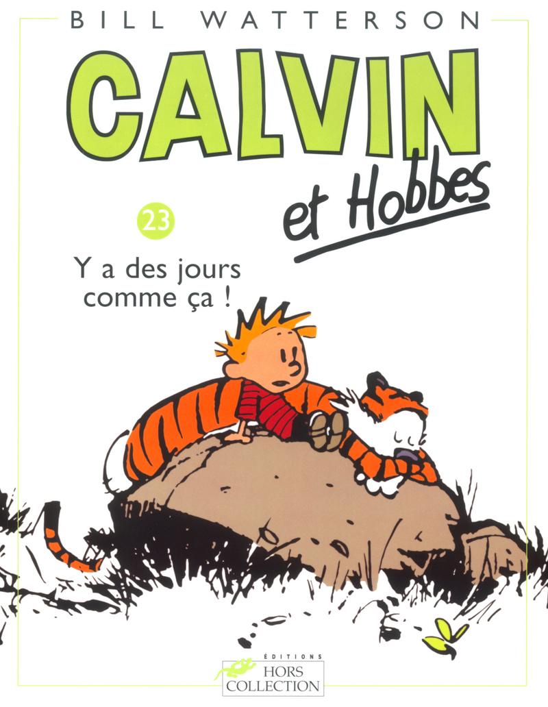 Calvin et Hobbes T23