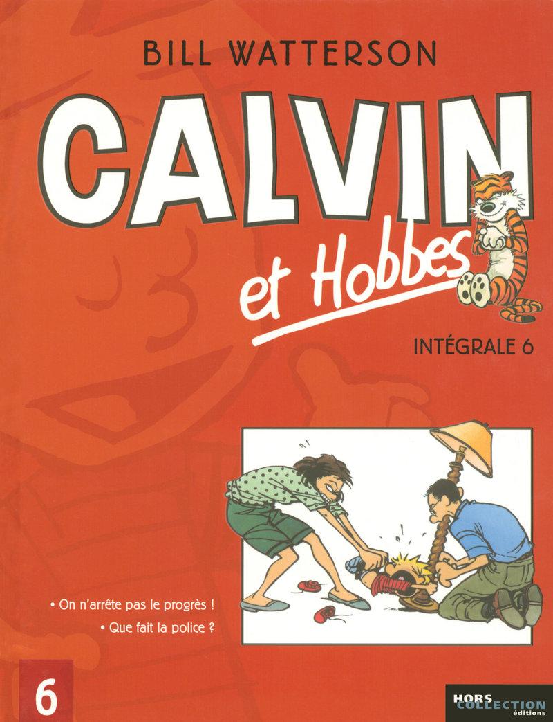 Intégrale Calvin et Hobbes T6