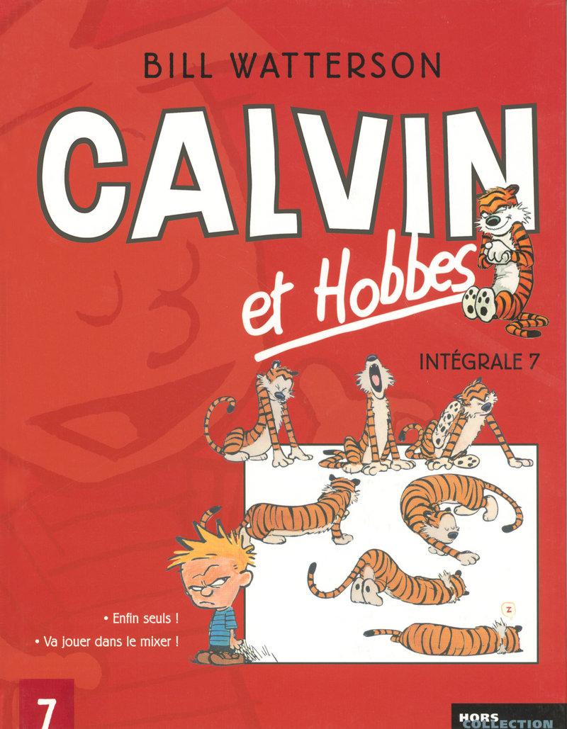 Int�grale Calvin et Hobbes T7