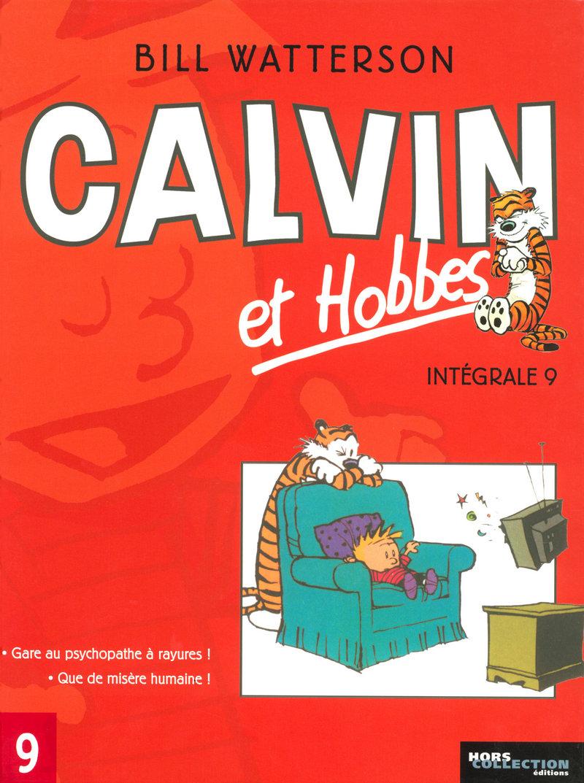 Int�grale Calvin et Hobbes T9