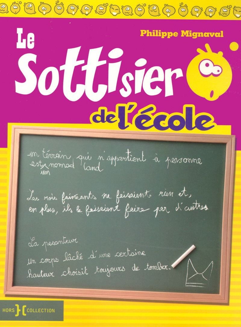 Le Sottisier de l'�cole