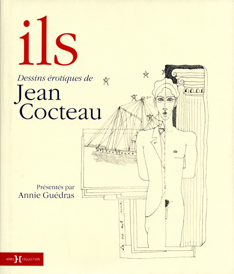 Ils, dessins érotiques de Jean Cocteau