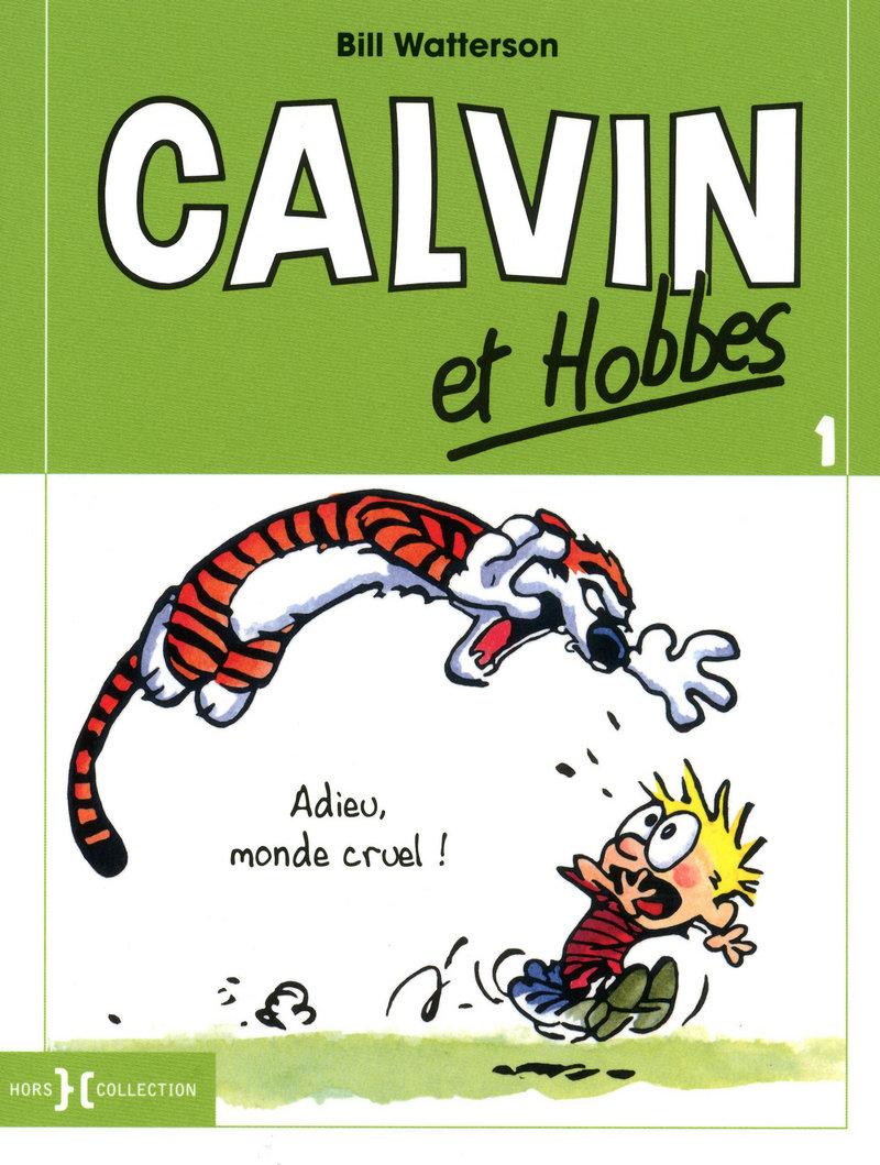 Calvin et Hobbes - T1 petit format